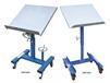 MOBILE TILTING WORK TABLES